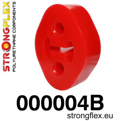000004B: Exhaust mount hanger 36mm