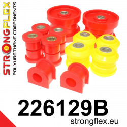 226129B: Rear suspension bush kit